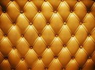金色皮质纹理幻灯片背景图片素材