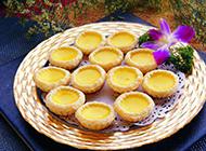 烤箱自制原味蛋挞图片