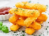 休闲零食小吃香炸薯条图片