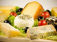 荷兰奶酪图片奶香浓郁