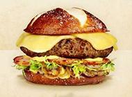 西餐美味汉堡图片欣赏