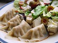 肉三鲜饺子图片鲜甜爽口