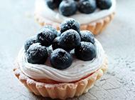 酸奶蓝莓蛋挞口味独特