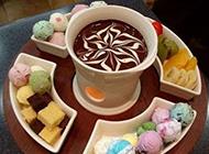 巧克力甜点图片创意下午茶推荐