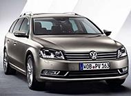 德国大众帕萨特汽车高清图片
