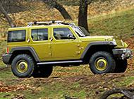 jeep汽车精美写真图片