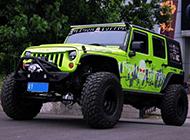 Jeep牧马人帅气吉普车精美高清壁纸