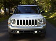 偏重公路性能的吉普车Jeep Patriot高清图片