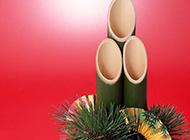 清高纯朴的绿竹创意性高清图片