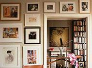 精致相片墙设计装修图片