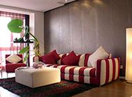 时尚公寓简欧装修效果图