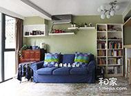 二居室宜家风格装修设计效果图
