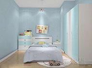趣味舒适的儿童房装修效果图赏析