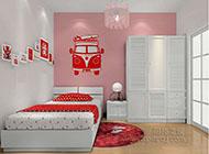 色彩斑斓的可爱儿童房装修效果图欣赏