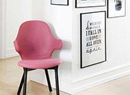 个性转角相片墙设计图片参考