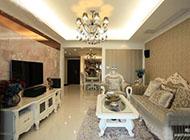 90平方米欧式温馨新房装修效果图