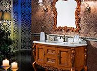 欧式高调豪华的浴室装修效果图