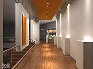 打造时尚美观的走廊装修效果图