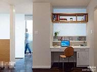 1平米工作区家居书房巧布置