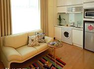 小复式公寓北欧浪漫风格装修效果图