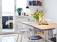 70平米小户型公寓温馨装修效果图简洁干练