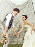 ROMANTICMOMENTS婚纱写真美女