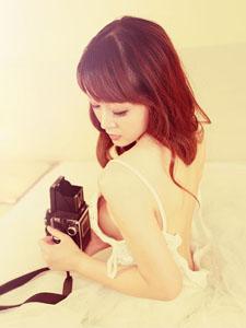 待嫁新娘绝密私房婚纱写真