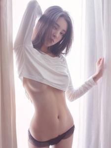 美女大蓉白衣真空诱惑性感唯美写真