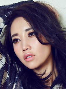 A-Lin唯美慵懒风尚写真曝光