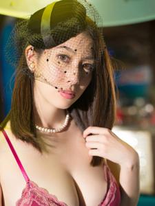 小林惠美性感内衣诱惑激情写真
