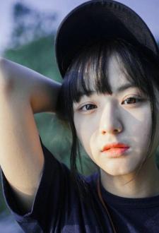 清纯学生妹子小清新风可爱写真