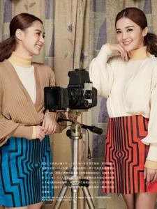 Twins登上YOHO杂志香港版12月刊封面