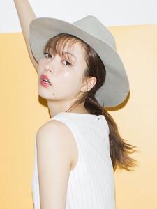 八木Alisa清新风格写真