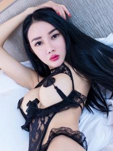 尤物美女婕西儿jessie乳贴情趣胸器逼人