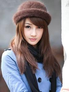 清新美女校花日系风格写真甜美迷人