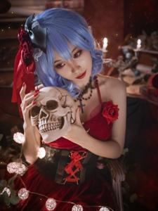 东方Project蕾米莉亚·斯卡雷特红魔馆的大小姐