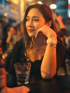 清纯美女唯美休闲时光靓丽迷人
