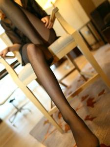 美女少妇情趣睡衣写真黑丝美腿诱惑十足