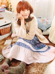 可爱少女私房甜美写真清新迷人诱惑