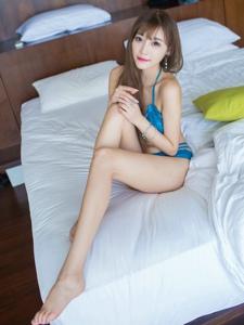 性感女神sugar小甜心CC酒店内衣写真