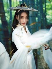张馨予武侠写真曝光 雌雄莫辩空灵俊朗