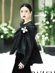 章子怡时尚珠宝大片 优雅成熟气质