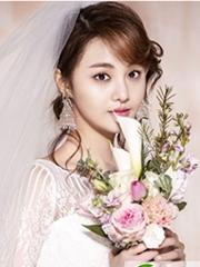 最新韩式新娘发型 优雅高贵大方美丽