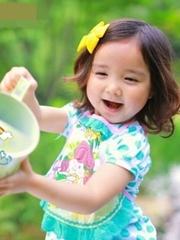 2岁女宝扎辫子还是bobo头好 小女生滴bobo头