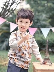 3岁男宝宝时尚发型图片