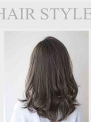韩式时尚梨花头发型图片