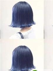 2017最新短烫发型 外翘短发正流行