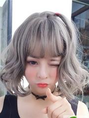 内扣短发波波头 2017最新bobo短发合集