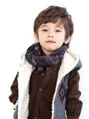 小男孩最流行的发型