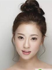 最新韩式新娘发型 简约浪漫女人味